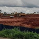 Construction works begin on Eastern Regional Hospital