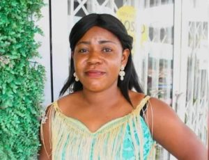 Video emerges of Takoradi 'kidnapped' woman with baby bump