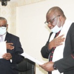 Justice Kotey chairs Presby University College board