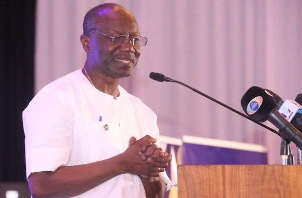 Agyapa deal: Ofori-Atta charges MIIF to address concerns raised against it