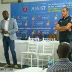 GFA, UEFA Assist complete 3 day capacity building program for Premier League coaches