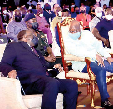 Nana Addo launches Presidential Business Summit
