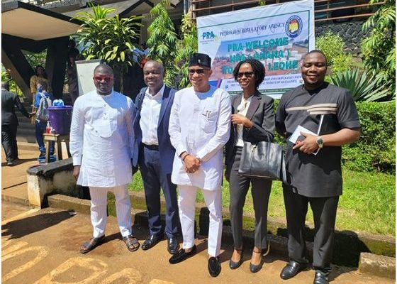 Ghana to assist Sierra Leone on petroleum regulation