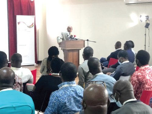 Return home and support nation-building— Dr Ato Arthur to diasporans