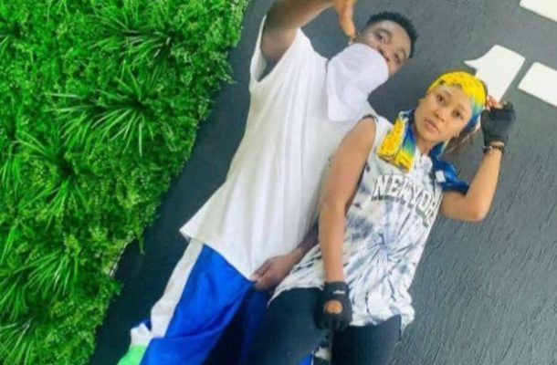 You proposed to me -Akuapem Poloo to rapper AMG Armani