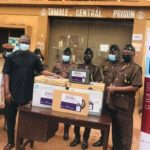 Paralegal department of Tamale Central Prisons gets support