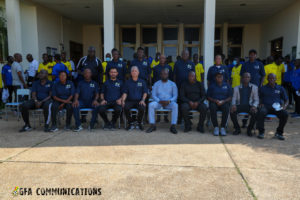 Rise up and be counted – GFA boss tells referees