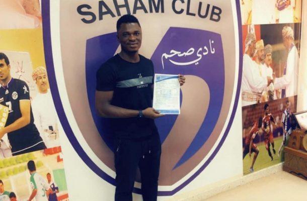 Rashid Sumaila relaunches career with Saham Club of Oman