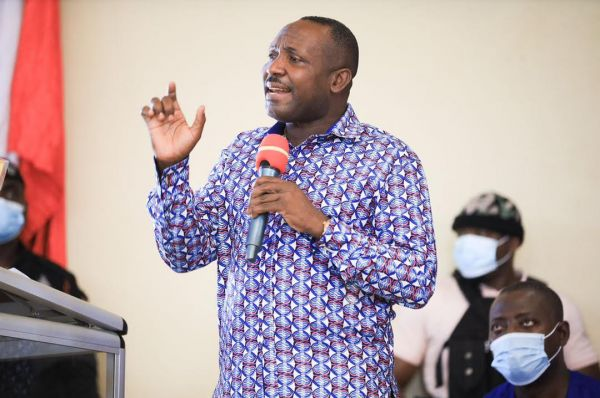 Govt procures 200 processing machines for Community Mining; 20,000 jobs to be created - John Boadu