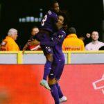 Majeed Ashimeru scores first goal for Anderlecht