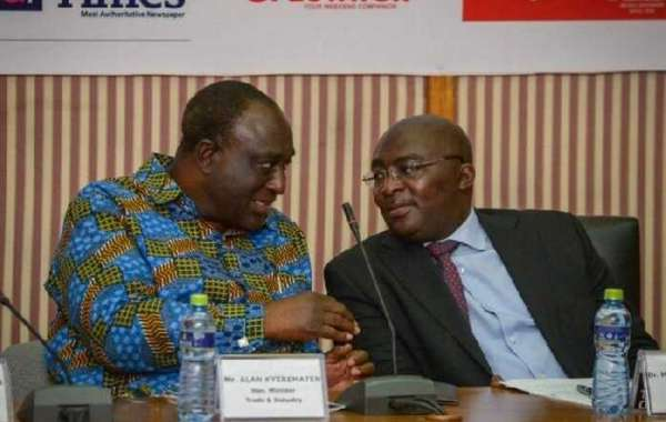 Exposed! Blow by blow account of a secret meeting by Alan Camp on how to handle Bawumia in upcoming contest