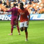 Benjamin Tetteh scores for Yeni Malatyaspor in win over Adana Demirspor