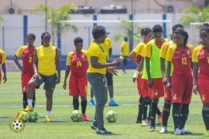 Black Queens coach and captain speak ahead of Nigeria clash