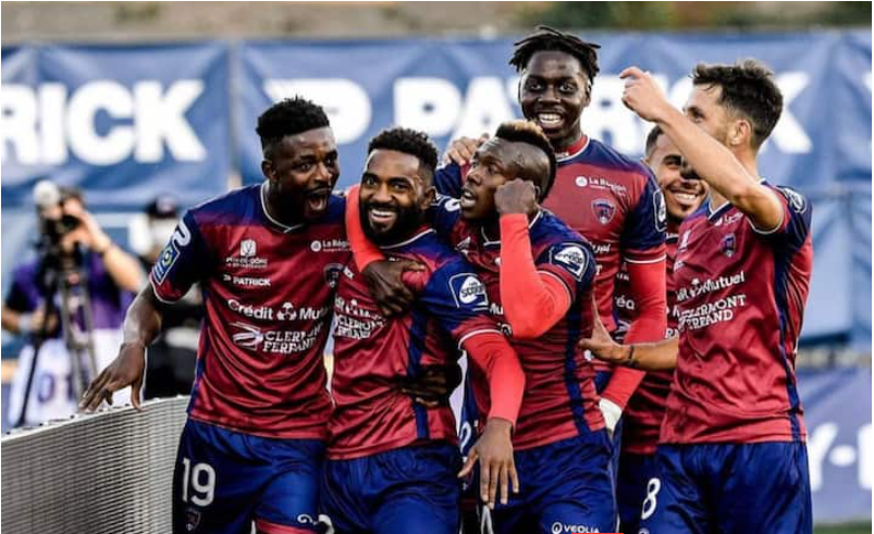 VIDEO: French side Clermont Foot jams to Black Sheriff's second sermon after Lille win