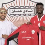 OFFICIAL: Cosmos Dauda joins Omani side Oman FC
