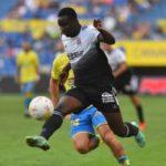 Dauda Mohammed scores first ever goal for FC Cartagena