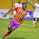 Hearts of Oak midfielder Dominic Eshun joins Elmina Sharks