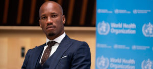 Legendary Didier Drogba appointed WHO Ambassador for Sports and Health