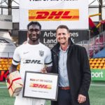 Ghanaian goalkeeper named man of the match in FC Nordsjaelland's draw with FC Midtjylland