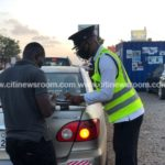 #WAI: 12 drivers arrested for road infractions on Frafraha-Dodowa stretch