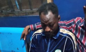 Police arrest Funny Face for allegedly threatening to kill mother of his children