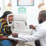 Commemoration of World Sight Day: Rising cases of eye diseases in C/Region