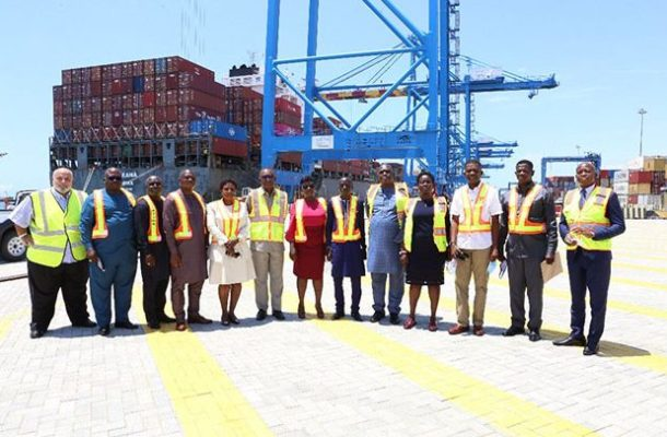 Ghana's ports well positioned to be gateway to trade in sub region – Isaac Osei