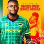 OFFICIAL: Kotoko sign Cameroonian striker George Rodrigue Mfegue
