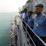 Ghana Navy foils pirate attempt at Aflao
