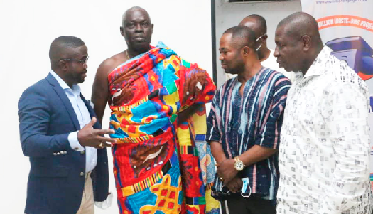 Arrest, shame polluters of environment— Paramount Chief of Mpohor