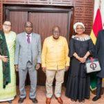 Guinean military calls on Prez Akufo Addo