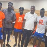 CEO of Happyman Beverages donates GHC10,000 to Hearts after WAC win