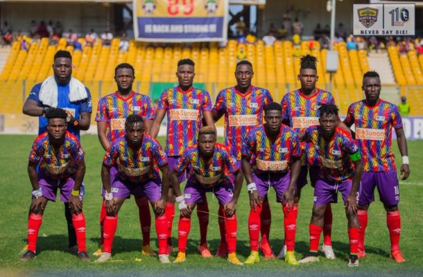 Hearts of Oak shift hopes into Confederation Cup after Champions Legue fiasco