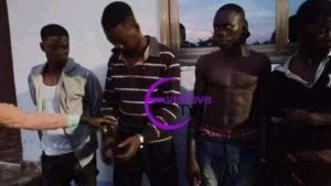 Police grab 5 more in Anlo-Affiadenyigba robbery