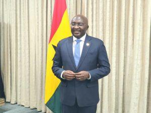Tamimu Issah writes: Dr Mahamudu Bawumia, a leader who serves