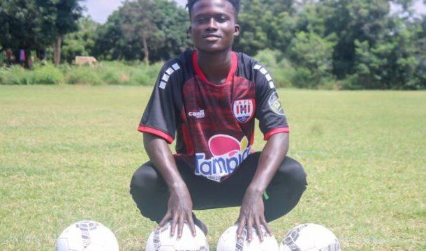 Clinton Adu joins lower tier side Inter Allies