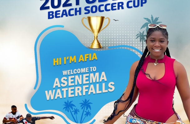 All set for the 2021 Odwira Beach Soccer Cup - the biggest sports event in the Eastern region this year