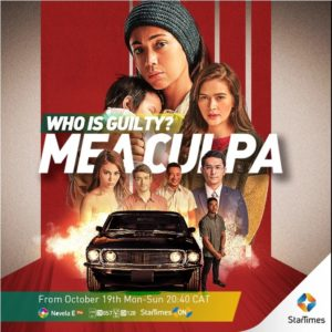 New Philippine drama MEA CULPA is to be launched on Star Times