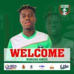 OFFICIAL: Techiman Eleven Wonders sign defender Amos Korsah