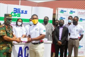 37 Military, Ghana Police Hospital get pharmaceutical giant support to fight malaria
