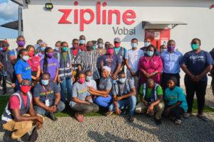 Zipline celebrates five years in flight, surpasses 200,000 deliveries