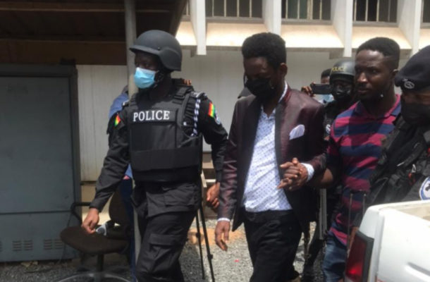 'Jesus Ahoufe' to reappear in court today