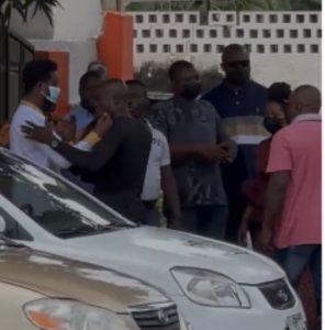 Jesus Ahuofe arrested at Accra FM over Shatta Wale gun-shot saga