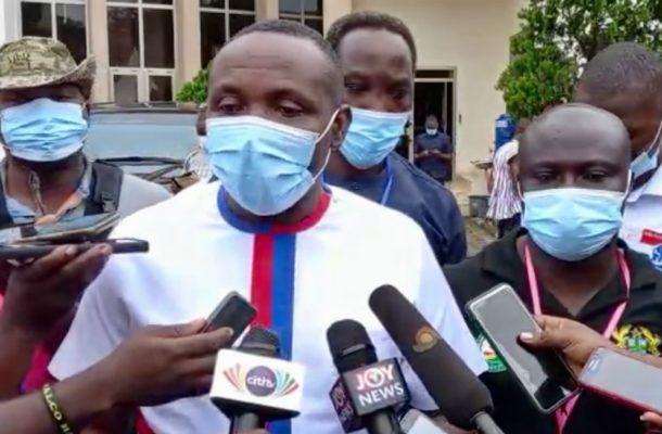 We'll sanction aspirants who campaign ahead of stipulated time – John Boadu