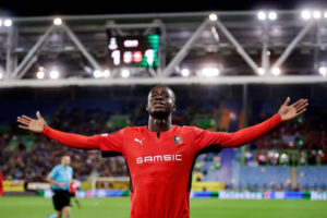 Rennes' rising star Kamaldeen Sulemana