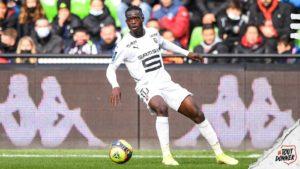 VIDEO: Watch Kamaldeen Sulemana's exquisite goal for Rennes in win over Metz