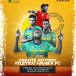 Just In: Kotoko cancel friendly match against lower tier side Athletico Arabia FC
