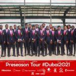 PHOTOS & VIDEO: Asante Kotoko touch down in Dubai for pre-season training tour
