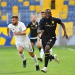 Kwabena Owusu scores for Ankaragucu in Turkish Cup win over Somaspor