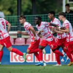 Ghanaian duo play for RB Leipzig in PSG defeat
